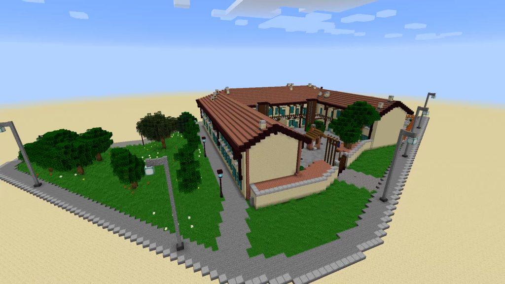 Minecraft® – Paesaggi Urbani in Cascina Cotica