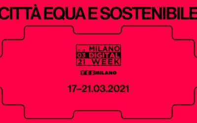 Arriva la Milano Digital Week 2021