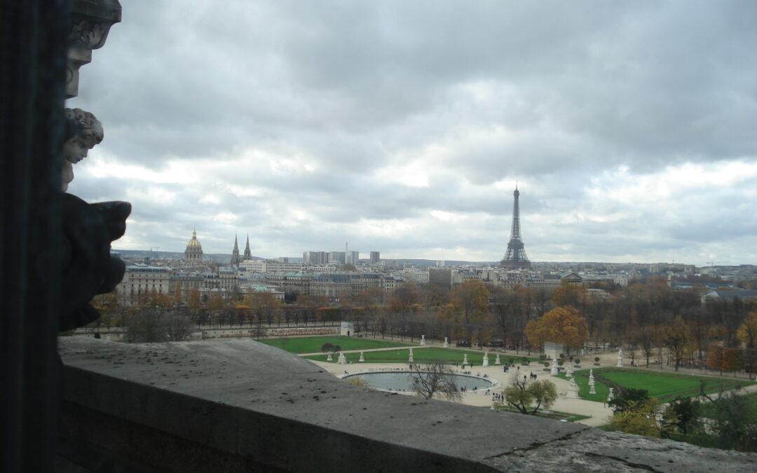 Gita fuori porta: Parigi