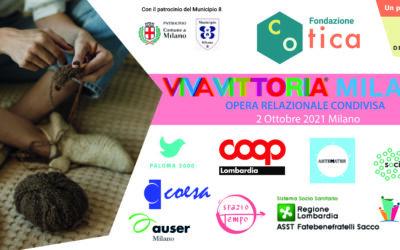 Viva Vittoria Milano: opera relazionale condivisa