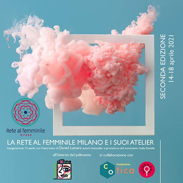 La Rete al Femminile Milano e i suoi Atelier – Seconda Edizione