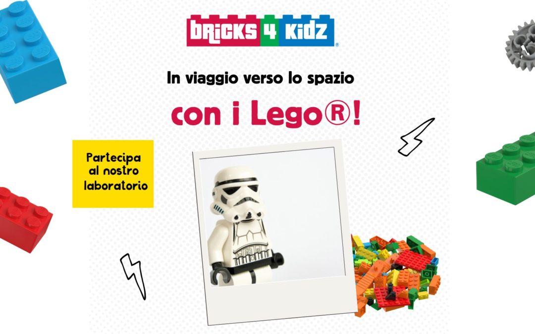 Lego® virtual Lab – In viaggio verso lo spazio