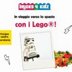 Lego virtual Lab In viaggio verso lo spazio