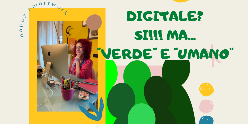"Milano Digital Week. Digitale? sì ma ""verde"" e ""umano"""