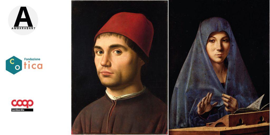 Io c'ero. Antonello da Messina, la grande mostra.