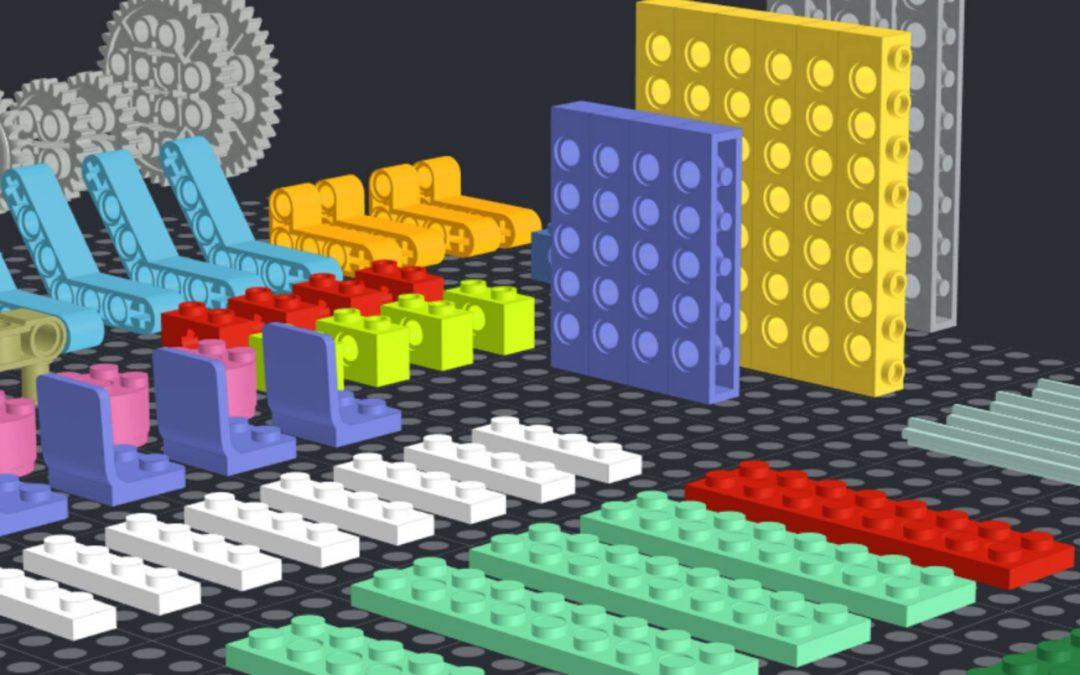 Lego® design Lab – La cameretta dei sogni