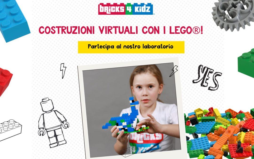 Lego® virtual Lab – Pazzi per i dinosauri