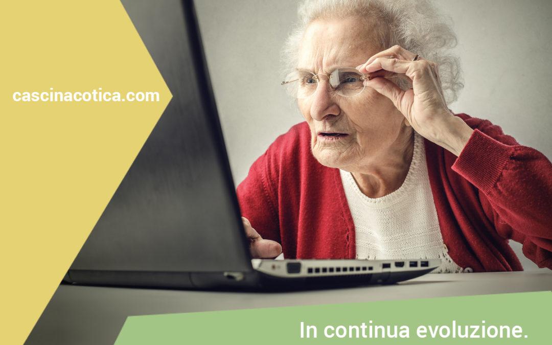 Il nuovo sito di Cascina Cotica. Per informare e condividere.