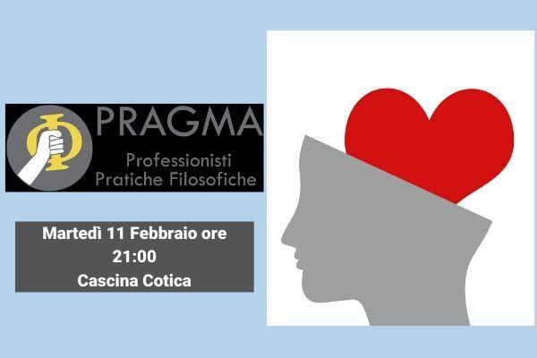 Presentazione scuola Pragma, di pratiche filosofiche