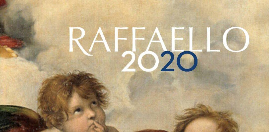 Io c'ero: Raffaello 2020